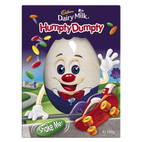 Cadbury Humpty Dumpty Boxed Egg 130g