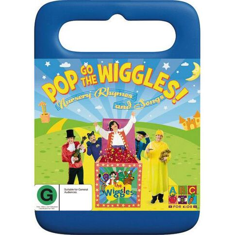 Wiggles The Pop Goes The Wiggle DVD 1Disc