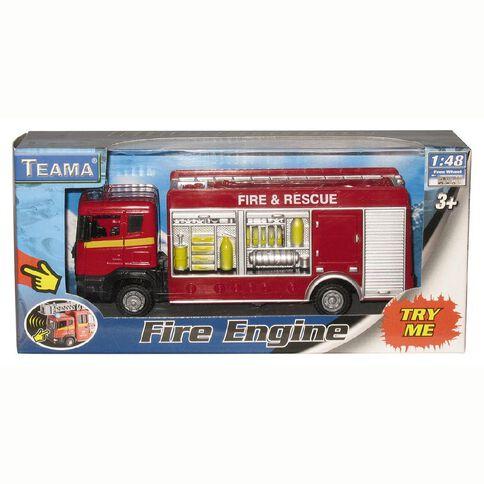 Teama Fire Engine 1:48