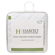 Habito Mattress Topper Ball Fibre