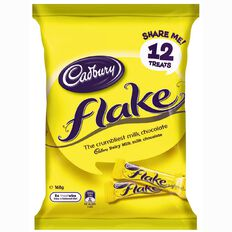 Cadbury Flake Sharepack 168g