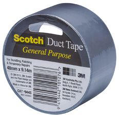 Scotch General Purpose Duct Tape Silver 48mm x 9.14m