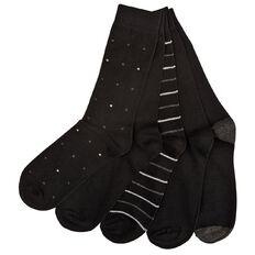 H&H Men's Business Crew Socks 3 Pack