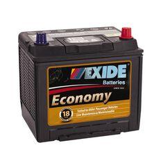 Exide Economy Car Battery Low Maintenance LM55D23C