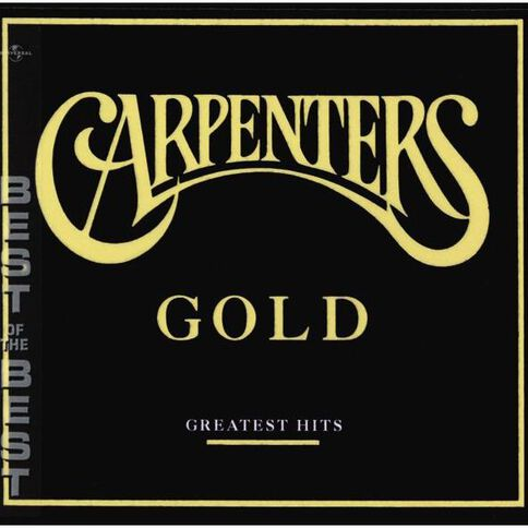 Gold CD by The Carpenters 1Disc