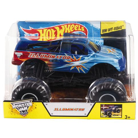 Hot Wheels Monster Jam 1:24 Assorted