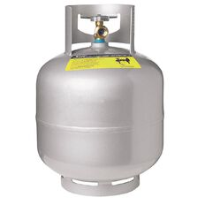 Gascraft Replacement Gas Cylinder LPG 9kg