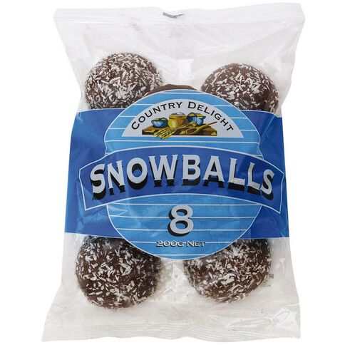 Country Delight Snowballs 200g