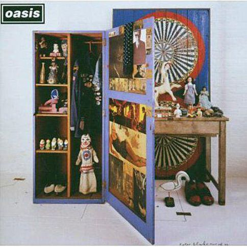 Stop The Clocks CD by Oasis 2Disc