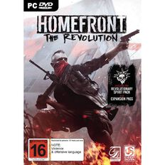 PC Games Homefront The Revolution