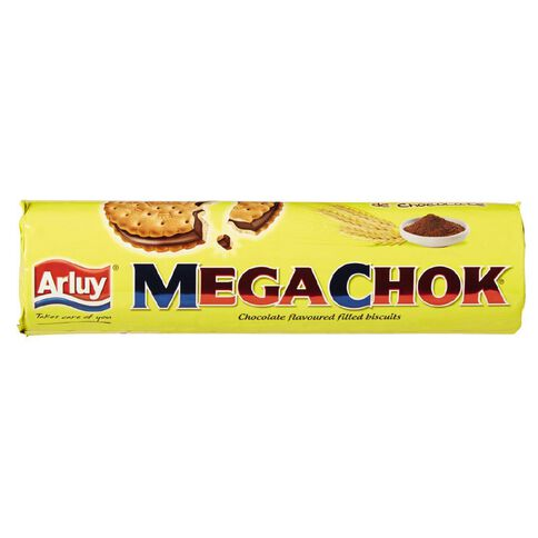 Arluy Megachok Chocolate Biscuits 500g