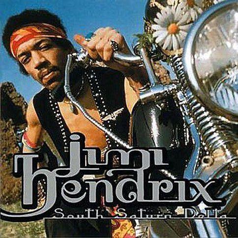 Saturn Delta CD by Jimi Hendrix 1Disc
