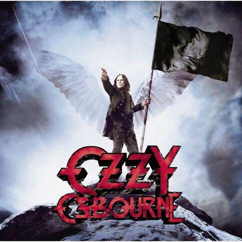 Scream CD by Ozzy Osbourne 1Disc