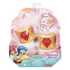 Fisher-Price Shimmer & Shine Wish-Granting Bracelet Assorted