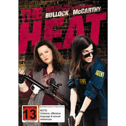 The Heat DVD 1Disc
