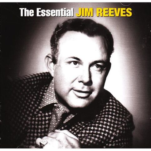 The Essential CD by Jim Reeves 2Disc