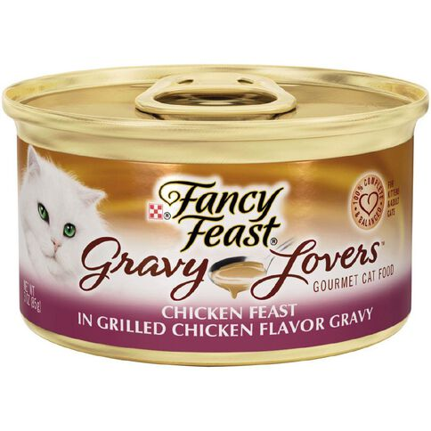 Fancy Feast Gravy Lovers Chicken 85g