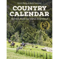 Country Calendar by Matt Philp & Rob Suisted