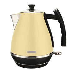 Living & Co Vintage Kettle 1.7L Creme