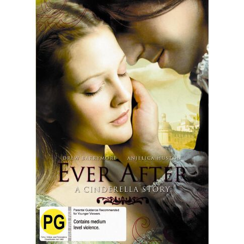 Ever After DVD 1Disc