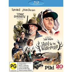 Hunt for the Wilderpeople  Blu-ray 1Disc