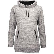 Active Intent Women's Nicky Zip Pocket Sweatshirt