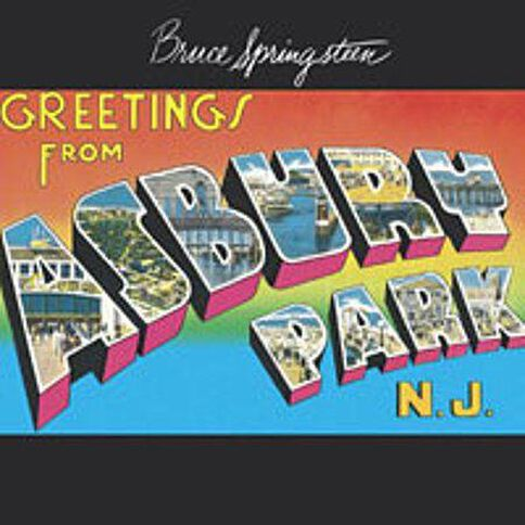 Greetings From Asbury CD by Bruce Springsteen 1Disc
