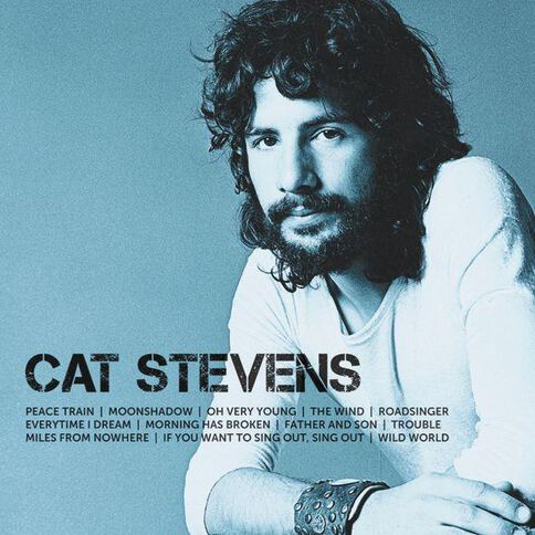 Icon CD by Cat Stevens 1Disc