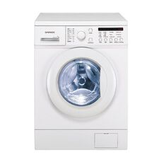 Daewoo Front Load Washing Machine White 7kg