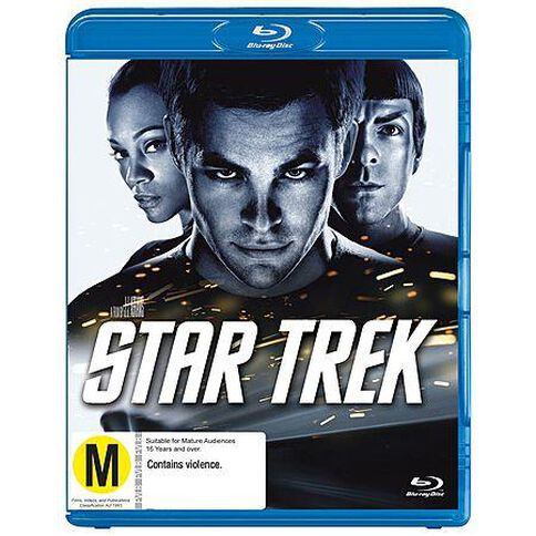 Star Trek XI Blu-ray 1Disc