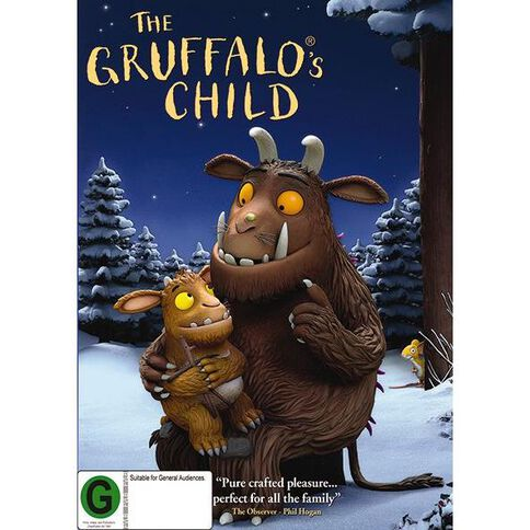 The Gruffalo's Child DVD 1Disc