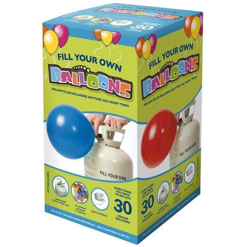 Meteor Helium Balloon Kit