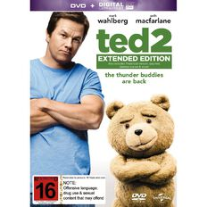 Ted 2 DVD 1Disc