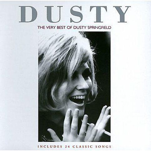 The Very Best of CD by Dusty Springfield 1Disc