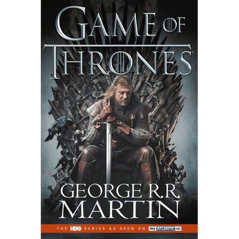 GOT #1 Game of Thrones TV Tie In by George R R Martin