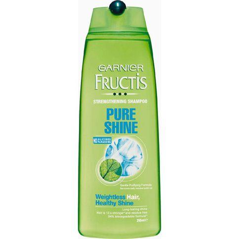 Garnier Fructis Shampoo Pure and Shine 250ml