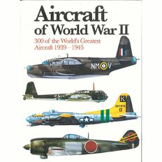 Pocket Book: Aircraft of WWII by Christopher Chant