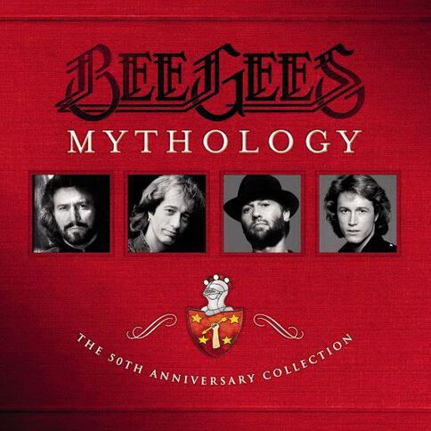 Mythology CD by Bee Gees 4Disc