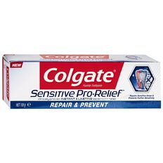 Colgate Sensitive Pro-Relief Toothpaste Repair & Prevent 100g