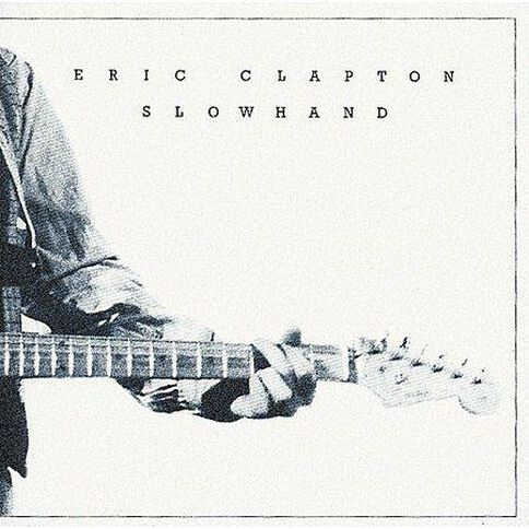 Slowhand Vinyl by Eric Clapton 1Record