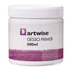 Artwise Gesso Primer 500ml