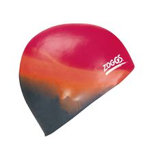 Zoggs Silicone Swimming Cap Assorted
