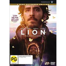 Lion DVD 2Disc