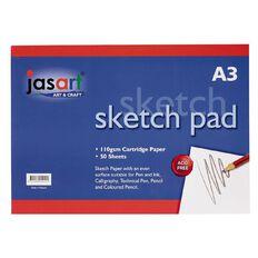 Jasart Sketch Pad A3 20s