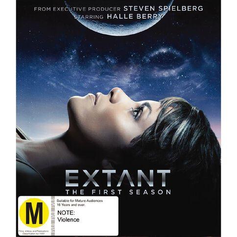 Extant Season 1 Blu-ray 4Disc