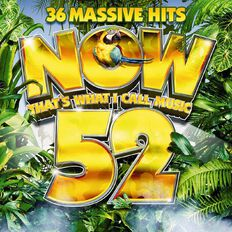 Now 52 CD by Various Artists 2Disc