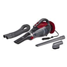 Black & Decker Handheld Corded Vacuum Cleaner White/Red 12v