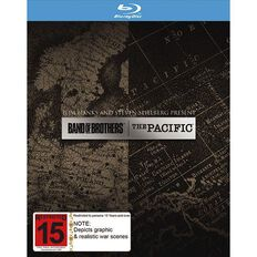 Band of Brothers & Pacific Blu-ray 12Disc