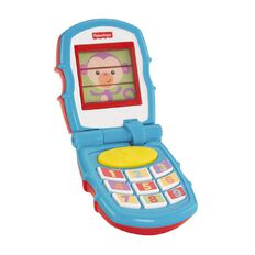 Fisher-Price Peek a Boo Friends Flip Phone