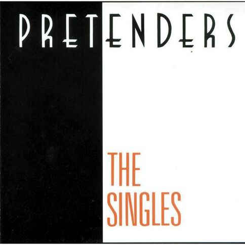 The Singles CD by The Pretenders 1Disc